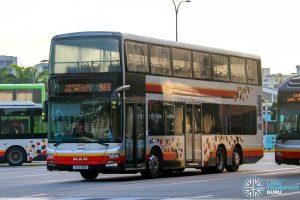 Bus 969 - SMRT Buses MAN A95 (SG5751X)