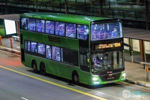 Bus 854 - SMRT Buses MAN A95 (SG5764J)