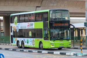 Bus 963 - SMRT Buses MAN A95 (SG5794Y)