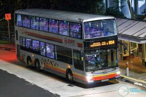 Bus 854 - SMRT Buses MAN A95 (SMB5895L)