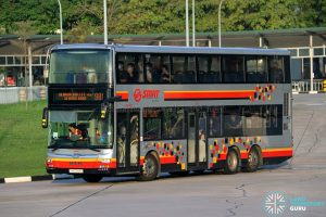 Bus 981 - SMRT Buses MAN A95 (SMB5898D)