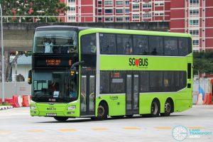 Bus 6 - Go-Ahead Singapore MAN A95 (SG5910D)