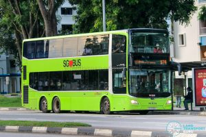 Bus 974 - SBS Transit MAN A95 Euro 6 (SG5935H)