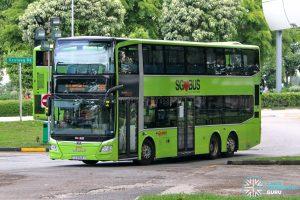 Bus 980 - SMRT Buses MAN A95 Euro 6 (SG5943J)