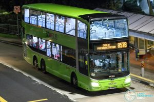 Bus 857B - SMRT Buses MAN A95 Euro 6 (SG6066J)