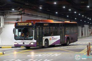 Bus 24 - SBS Transit Mercedes-Benz Citaro (SBS6078M)