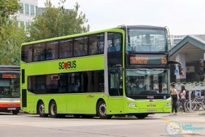 Bus 65 - SBS Transit MAN A95 Euro 6 (SG6257A)