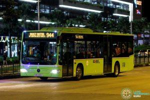 Bus 944 - Tower Transit Mercedes-Benz Citaro (SBS6381L)