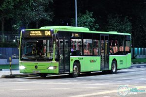 Bus 84 - Go-Ahead Singapore Mercedes-Benz Citaro (SBS6442U)