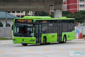 Bus 359 - Go-Ahead Singapore Mercedes-Benz Citaro (SBS6507S)