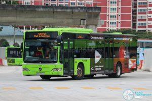 Not In Service - Go-Ahead Singapore Mercedes-Benz Citaro (SBS6543L)