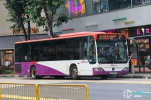 Bus 7 - SBS Transit Mercedes-Benz Citaro (SBS6612X)