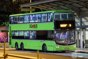 Bus 9 - SBS Transit Volvo B9TL CDGE (SBS7362K)