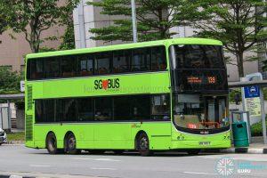 Bus 139 - SBS Transit Volvo B9TL CDGE (SBS7457X)