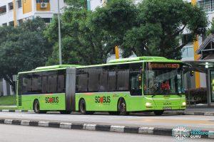 Bus 807B - SBS Transit MAN A24 (SMB8002C)