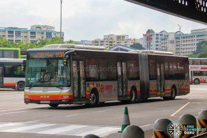 Bus 913T - SMRT Buses MAN A24 (SMB8013X)