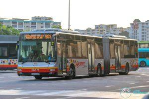 Bus 903 - SMRT Buses MAN A24 (SMB8014T)
