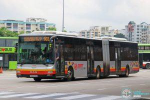 Bus 903 - SMRT Buses MAN A24 (SMB8016M)