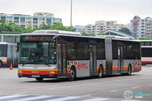 Bus 858 - SMRT Buses MAN A24 (SMB8025L)