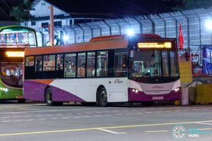 Bus 48 - SBS Transit Scania K230UB Euro IV (SBS8308L)