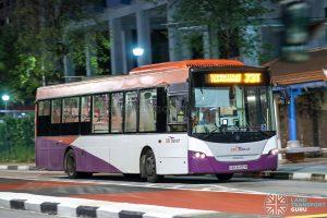 Bus 73T - SBS Transit Scania K230UB Euro IV (SBS8430R)