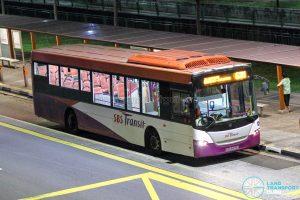 Bus 63M - SBS Transit Scania K230UB Euro IV (SBS8478D)