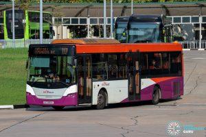 Bus 117 - SBS Transit Scania K230UB Euro V (SBS8868L)