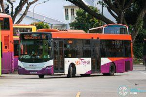 Bus 151 - SBS Transit Scania K230UB Euro V (SBS8926C)