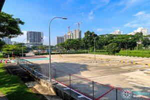 Bukit Panjang Temporary Bus Park (May 2021) - Bus Park