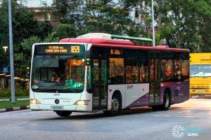 Bus 859 - SMRT Buses Mercedes-Benz Citaro (SG1041M)