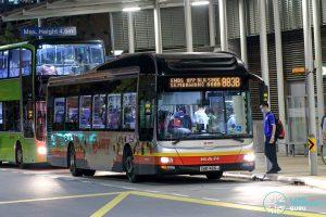 Bus 883B - SMRT Buses MAN A22 (SMB1426J)