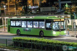 Bus 974A - SBS Transit MAN A22 Euro 6 (SG1885U)