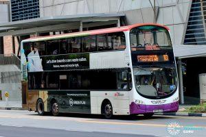 Bus 10 - SBS Transit Volvo B9TL Wright (SBS3041M)
