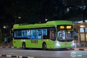 Bus 859T - SMRT Buses Volvo B5LH (SG3044S)