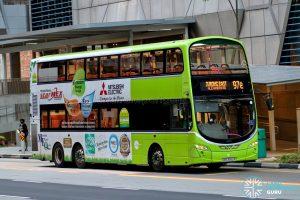 Express 97e - Tower Transit Volvo B9TL Wright (SBS3352R)