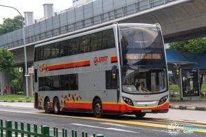 Bus 856 - SMRT Buses Alexander Dennis Enviro500 (SMB5073S)