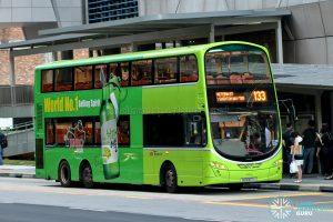 Bus 133 - SBS Transit Volvo B9TL Wright (SG5307X)