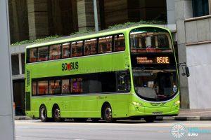 Express 850E - SBS Transit Volvo B9TL Wright (SG5506M)