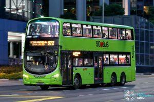 Bus 972 - SMRT Buses Volvo B9TL Wright (SG5580Y)