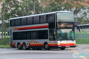 Bus 883 - SMRT Buses MAN A95 (SG5752T)
