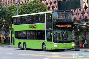 Express 960e - SMRT Buses MAN A95 (SG5818M)