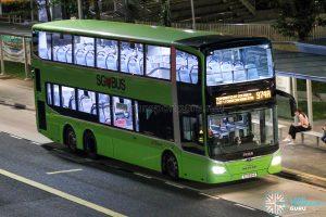 Bus 974A - SBS Transit MAN A95 Euro 6 (SG5934K)