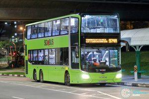 Bus 974A - SBS Transit MAN A95 Euro 6 (SG5935H)