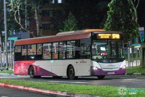 Bus 974A - SBS Transit Scania K230UB Euro V (SBS8568C)