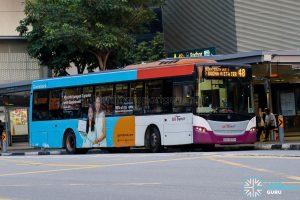 Bus 48 - SBS Transit Scania K230UB Euro V (SBS8995H)